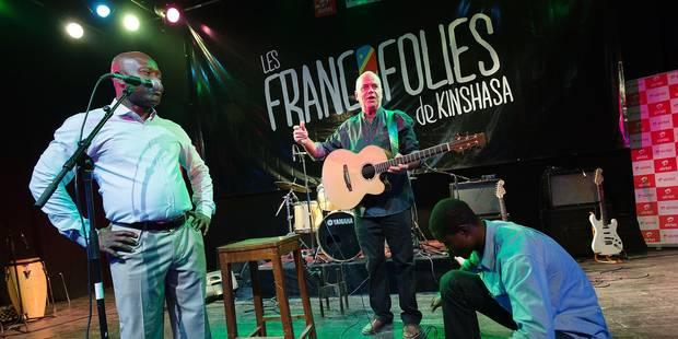 Les Francofolies ont débarqué en Afrique - La Libre