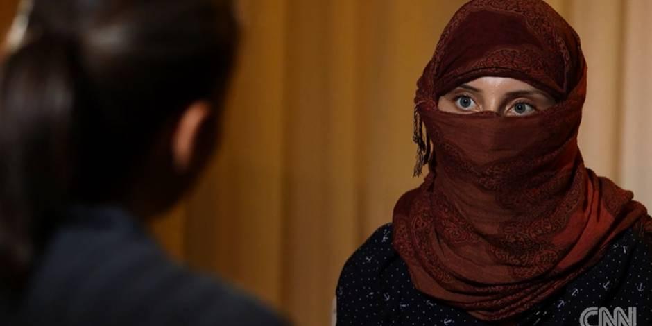 Cruauté du chef de l'EI: une ancienne esclave de Daech raconte son calvaire