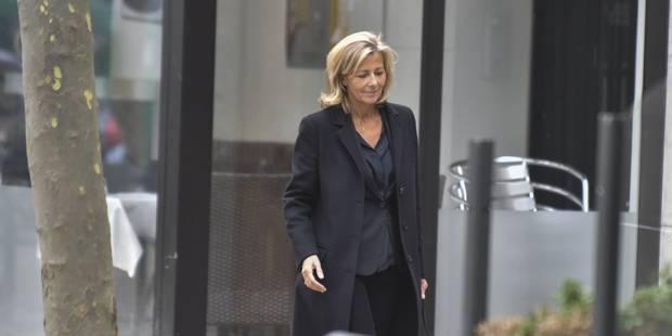 La date des adieux de Claire Chazal est fixée - La Libre