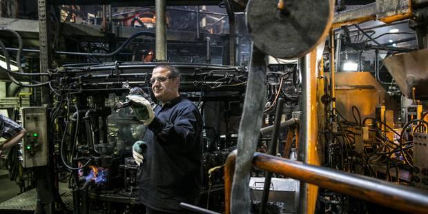 Durobor ou la renaissance d'un fleuron de l'industrie du verre - La Libre