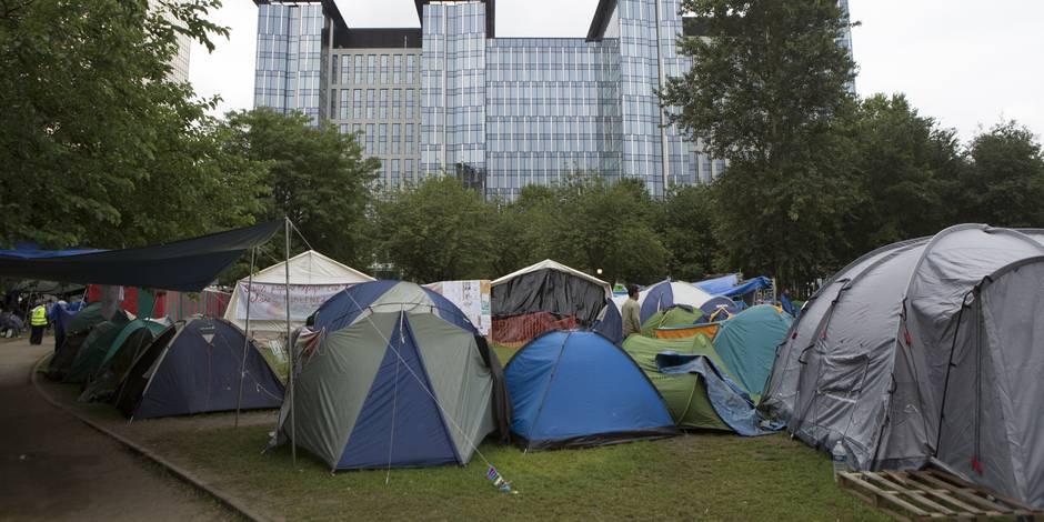Une alternative au WTC III pour accueillir les demandeurs d'asile?