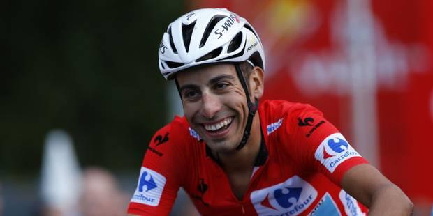 Fabio Aru, une grande première sur la Vuelta - La Libre