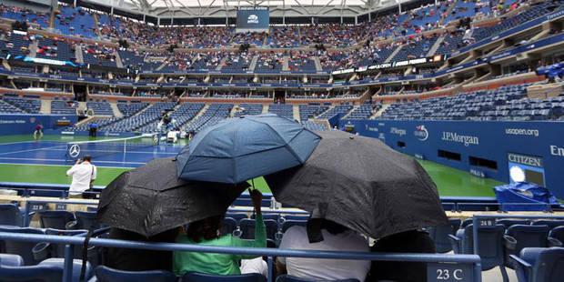US Open: nouvel horaire pour le début de la finale messieurs - La Libre
