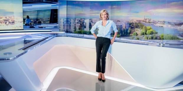 Audience record pour le dernier JT de Claire Chazal (vidéo) - La Libre