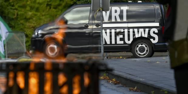 VRT: Les syndicats francophones soutiennent les actions de leurs collègues - La Libre