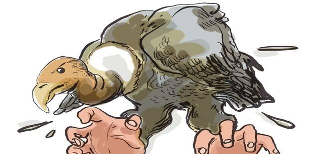 Dette souveraine et vautours : la Belgique donne le ton - La Libre