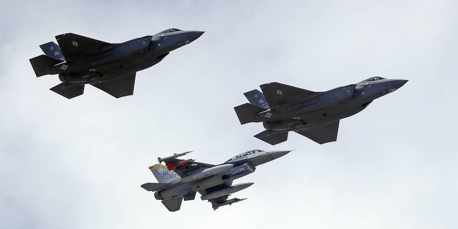 Avions chasseurs