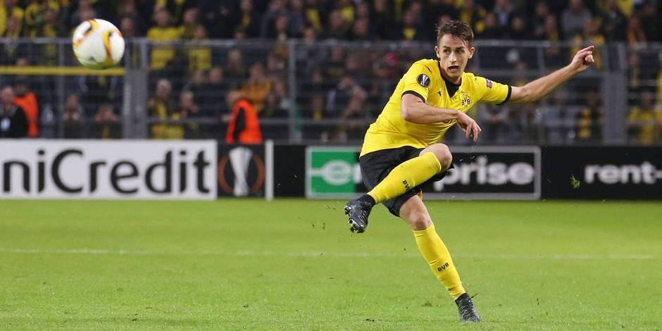 Les Belges en Europa League: Januzaj et Bia assurent, Mignolet et Origi partagent