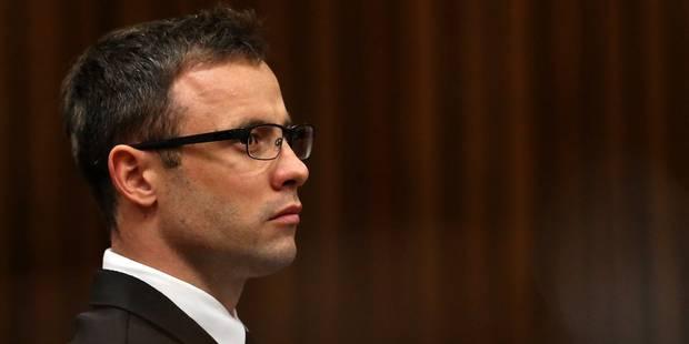 Procès Pistorius : sa demande de libération anticipée réexaminée - La Libre