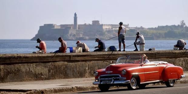Les Etats-Unis allègent de nouveau leurs sanctions contre Cuba - La Libre