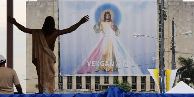 Cuba tient une place spéciale dans le coeur du Vatican - La Libre