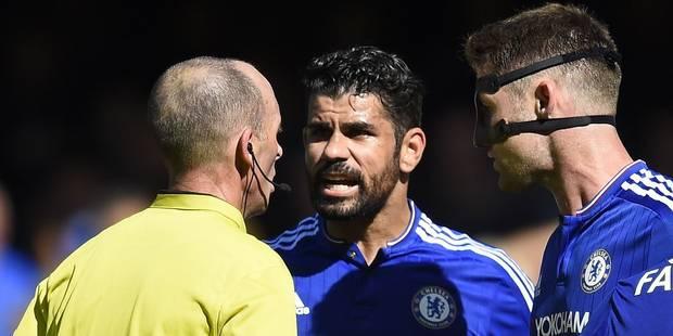 Diego Costa chauffe les défenseurs d'Arsenal (VIDEO) - La Libre
