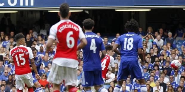 Chelsea croque Arsenal et se donne de l'air (2-0) - La Libre