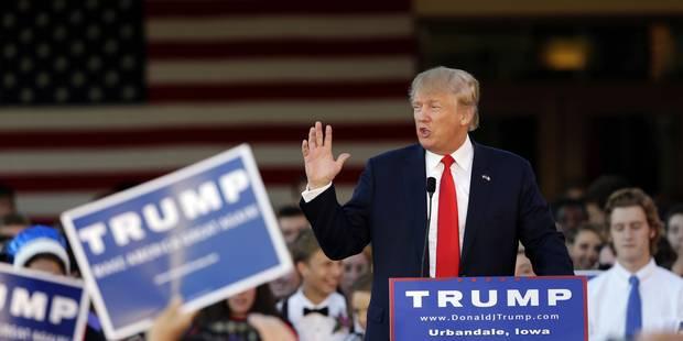 USA: Trump perd de son avance chez les républicains - La Libre