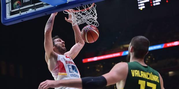 Euro Basket: L'Espagne s'impose facilement en finale face à la Lituanie (80-63) - La Libre