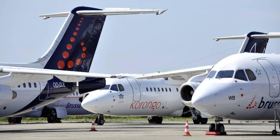 Pourquoi Brussels Airlines a échoué au Congo - La Libre