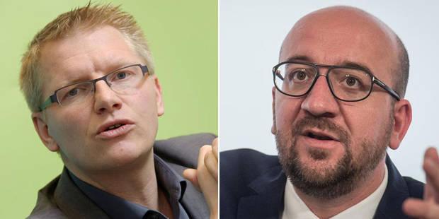 Allocations familiales: Charles Michel doit mettre fin au jeu de la N-VA, exhorte Ecolo - La Libre