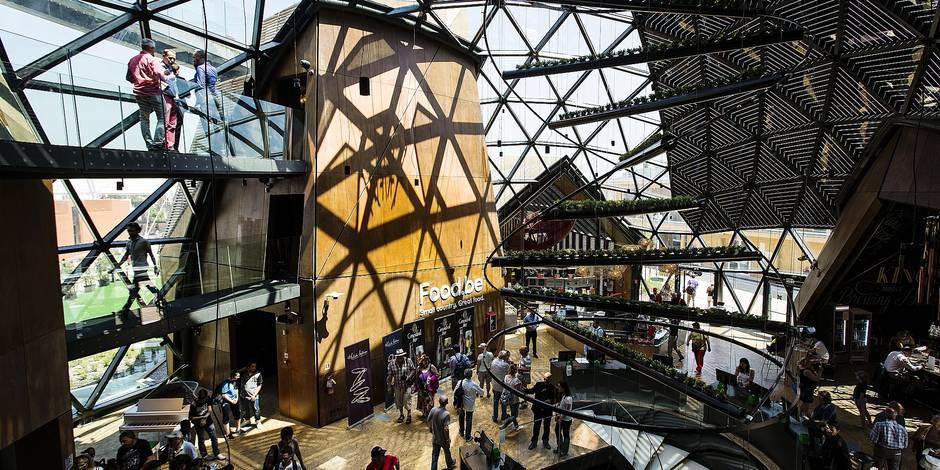 Exposition universelle de Milan 2015: le pavillon belge est à vendre pour un million d'euros - La Libre