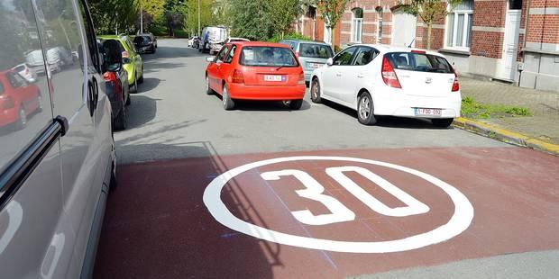 Tournai: la zone 30 s'installe dans l'intra-muros - La Libre