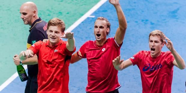 Après la fête, Johan Van Herck a les yeux rivés sur la finale - La Libre