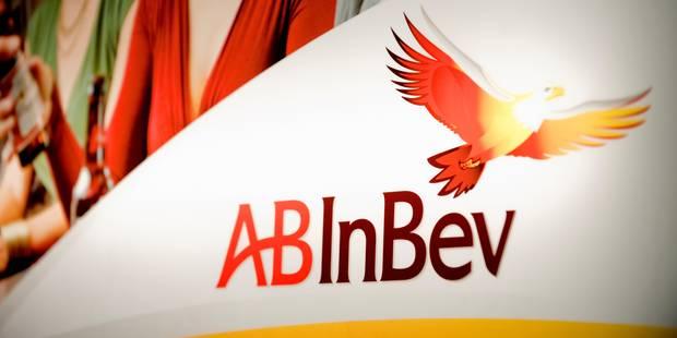AB Inbev pourrait délocaliser son siège en Grande-Bretagne - La Libre