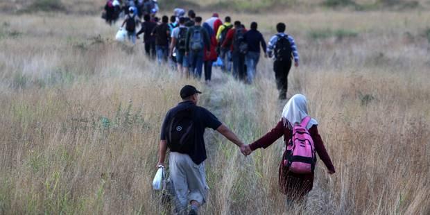 L'UE se met d'accord sur un plan de répartition de 120.000 réfugiés - La Libre