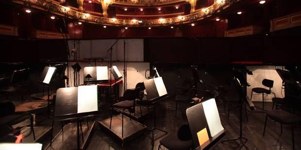 L'Orchestre national de Belgique et l'Orchestre du théâtre royal de la Monnaie fusionneront - La Libre