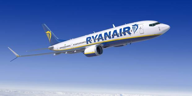 Ryanair dévoile ses ambitions pour la Belgique - La Libre
