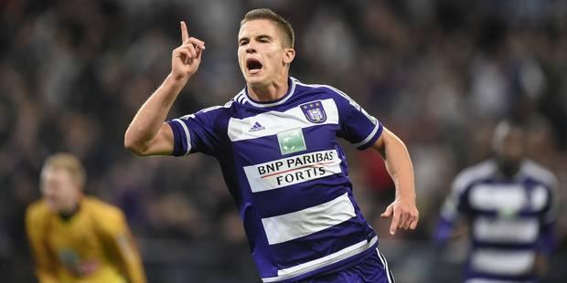 Croky Cup: Anderlecht et le Standard qualifiés par le chas de l'aiguille, ça passe pour Mouscron et Charleroi - La Libre