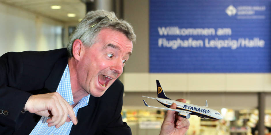 """Ryanair annonce une """"guerre totale"""" des prix - La Libre"""