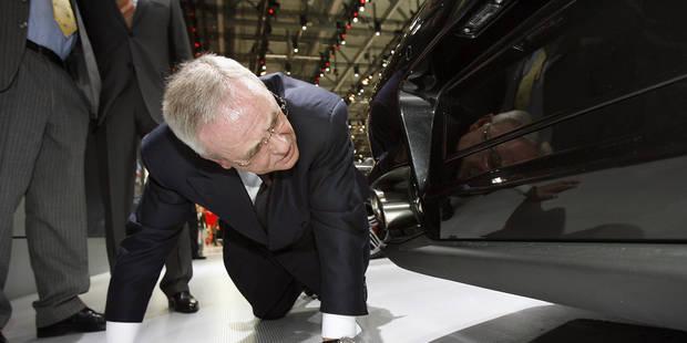 La confortable retraite de Martin Winterkorn, PDG de VW sur le départ - La Libre