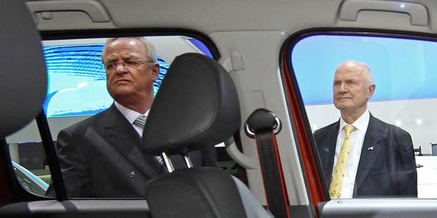 Qui pour remplacer Martin Winterkorn à la tête de VW? - La Libre