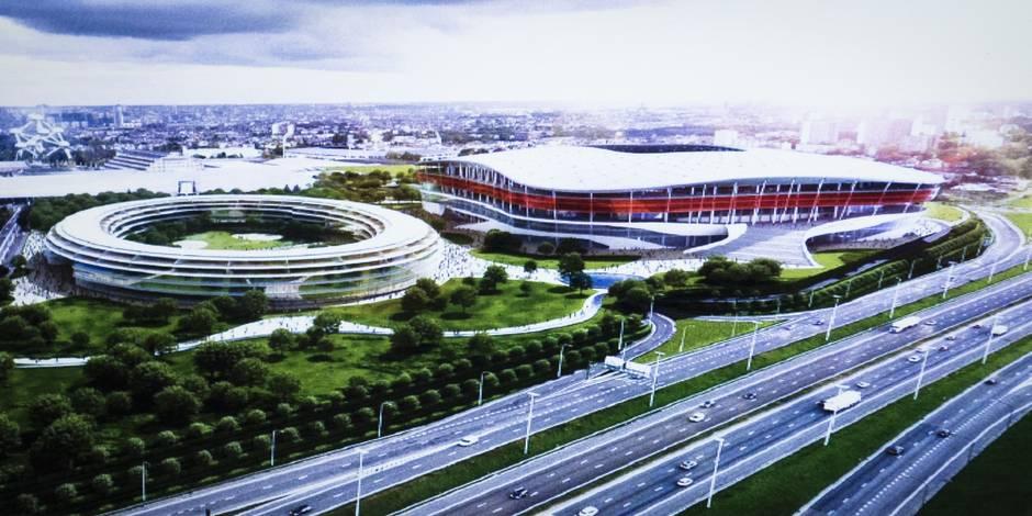 Stade national : Anderlecht fait marche arrière, Collin plaide pour la réhabilitation du stade roi Baudouin