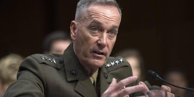 """""""Joe le Bagarreur"""", nouveau plus haut responsable militaire américain - La Libre"""