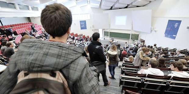 Les conditions d'octroi des bourses d'études à nouveau durcies - La Libre