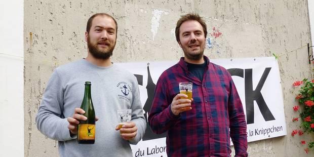Voici l'AraMiss, la nouvelle bière arlonaise - La Libre