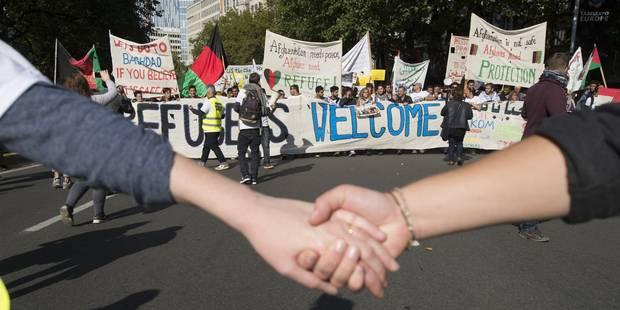 Donnons-nous les moyens d'accompagner les réfugiés ! - La Libre