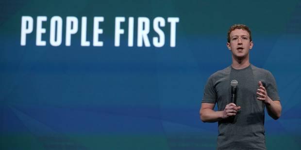 Découvrez combien vous rapportez à Facebook - La Libre