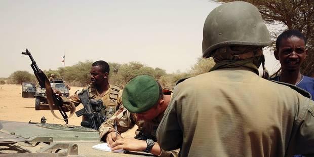 Vers un déploiement belge au Niger en 2016 - La Libre