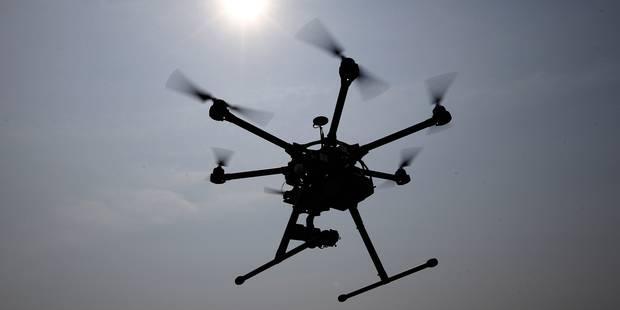Le drone, future aide à l'expertise en assurance - La Libre
