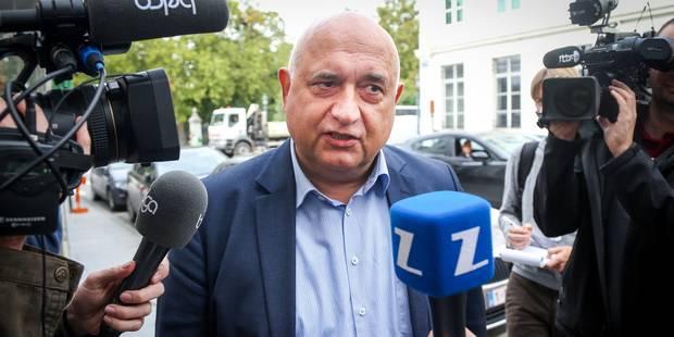 Rudy De Leeuw (FGTB) élu à la présidence de la Confédération européenne des syndicats - La Libre