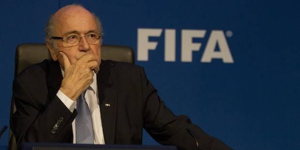 Scandale FIFA: deux énormes sponsors encouragent Blatter à démissionner - La Libre
