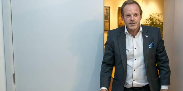 """Damien Thiéry (MR) évincé à Linkebeek : """"De Bruycker va se mettre à dos 80% de la population de la commune"""" - La Libre"""