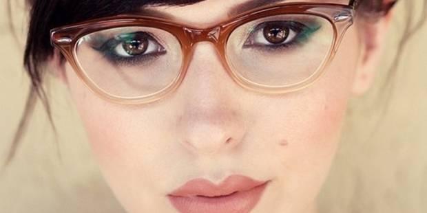 Le tour des lunettes pour la vue en 4 étapes - La Libre 1de8b6dd6cbb