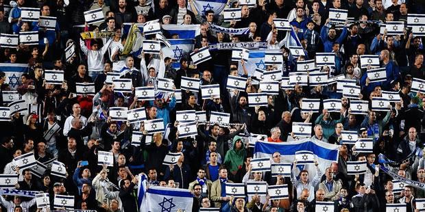 Belgique-Israël: match à hauts risques - La Libre