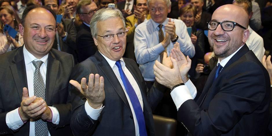 """Un an de gouvernement (3/7): le MR a été transformé par l'expérience de la """"suédoise"""" - La Libre"""