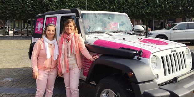 Les Pink Virgi's en route pour le Trophée Roses des Sables - La Libre