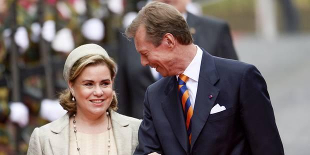 La monarchie luxembourgeoise entreprend sa modernisation - La Libre