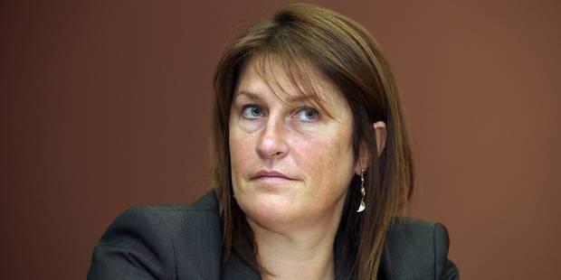 Jacqueline Galant: le PS instrumentalise la contestation sociale - La Libre
