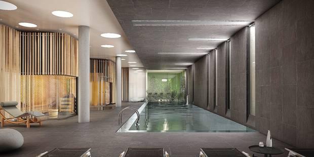 Un complexe immobilier de luxe en plein centre-ville - La Libre